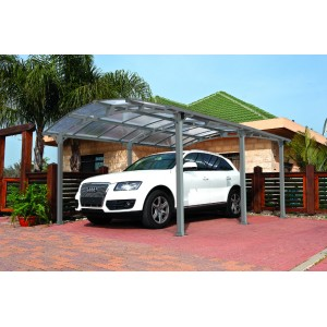 Carport en métal Arcadia 5000 - 3.62 x 5.02 m - 18.17 m²
