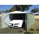 Garage métal 3.00 x 5.96 m (Livré et monté)