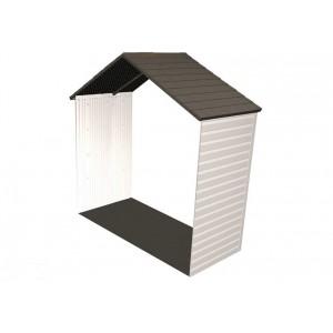 Kit d'extension Lifetime pour abri de jardin PVC 6433