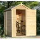 Abri de jardin en bois 2 - 16m² Medium