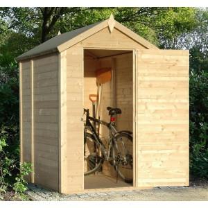 Abri de jardin en bois 2.16m² Medium