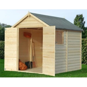 Abri de jardin en bois 4.33 m² Blockhouse