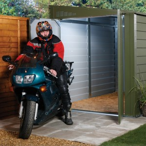 Abri pour moto MCG 950 - 2.80 x 1.75 x 2.19m