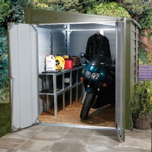 Abri pour moto MCG 960 - 2.80 x 1.94 x 2.10m