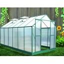 Serre de jardin polycarbonate Alysé